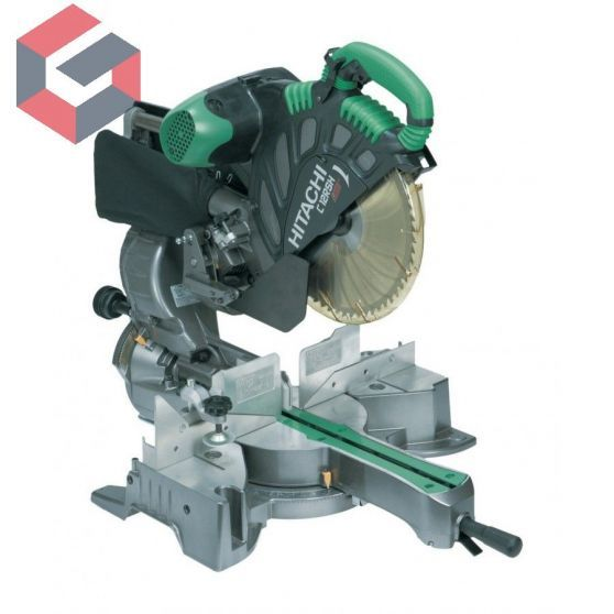 Ingletadora telescópica Hitachi 1520W 305mm C12RSH
