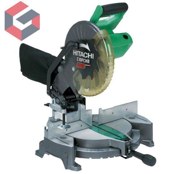 Ingletadora telescópica Hitachi 1520W 255mm C10FCH2