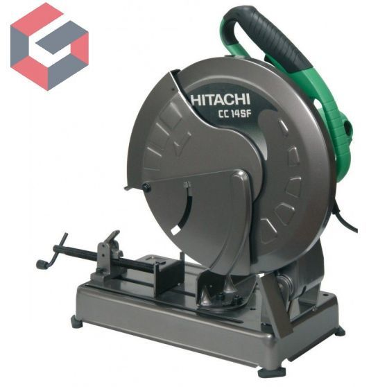 Tronzadora Hitachi 2000W 355mm CC14SF