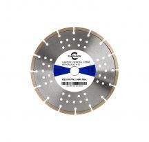 DISCO CANTERO PERFORADO H-12X2.8 230 CHGEP