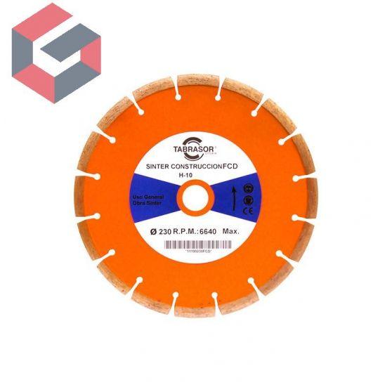 Disco diamante construcción FCD H10