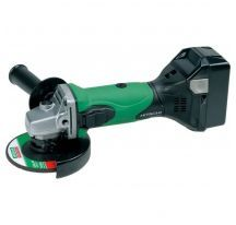 Mini amoladora a batería Hitachi 14.4V 115mm G14DSLWJ