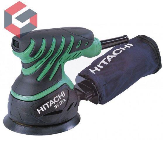 Lijadora orbital Hitachi 230W 125x125mm SV13YA