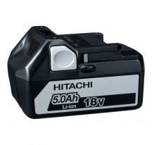 BATERIA HITACHI 18V./5.0AH -  BSL1850