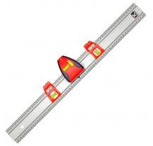 NIVEL REGLA PROLASER SET-A-SHELF RF:814-50 50CM.