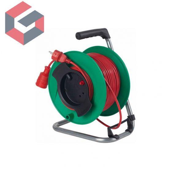 Tambor de PVC para cable jardín F3 G1.5 DSS