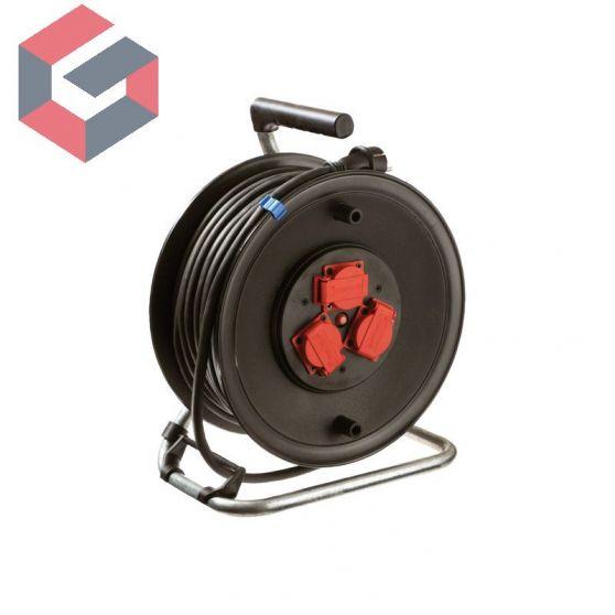Tambor de goma para cable F3 G 50x1.5 DSS