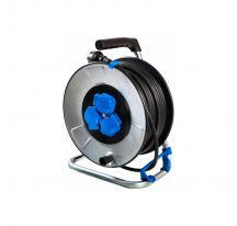 Tambor metálico con cable de goma F3 G1.5