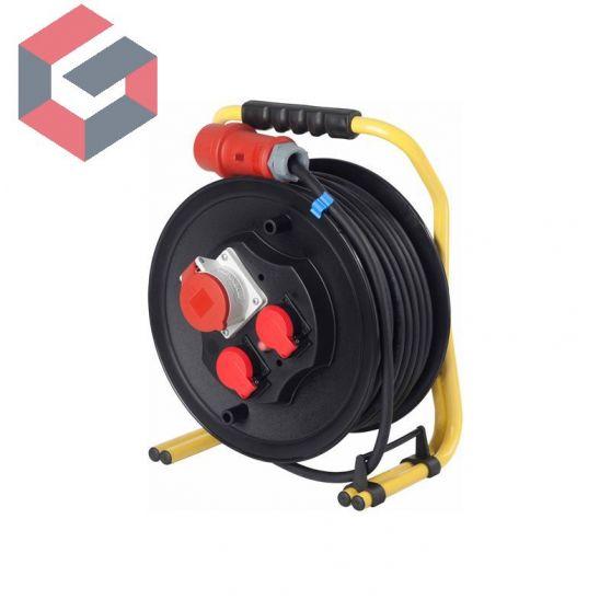 Tambor para cable F5 G2.5 16A 30m