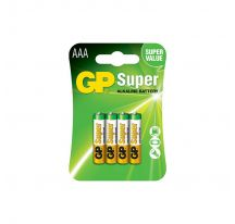 PILAS SUPER ALCALINAS G003 LR01 1.5V