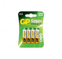 PILAS SUPER ALCALINAS G005 AA LR06 1.5V