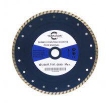 disco de diamante Turbo HS profesional construcción
