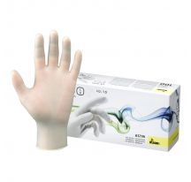 GUANTES DESECH.C/TALCO LATEX 390012-100-UDS. L