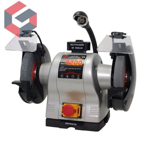 Esmeriladora 550W 200x25x20mm Yaim YA-8200