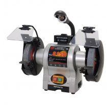 Esmeriladora 375W 150x25x12.7mm Yaim YA-6150