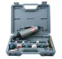 Amoladora recta 265W Yaim YA-824 (Kit)