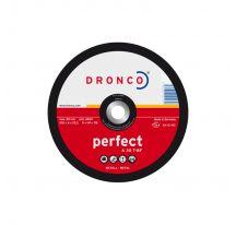 DISCO DESBASTE ACERO PERFECT DRONCO 115X6X22