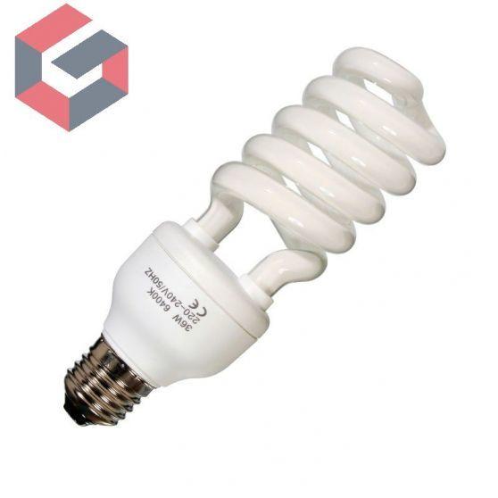 Lámpara de repuesto E27 36W para Work Light
