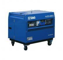 Grupo electrógeno monofásico 5600W SDMO Alize 6000 E