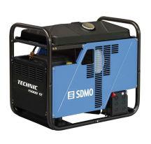 Grupo electrógeno trifásico 14500VA SDMO Technic 15000 TE